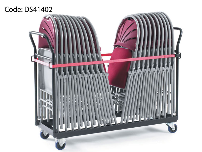 Buy By Fold Chair Storage Trolley Free Delivery