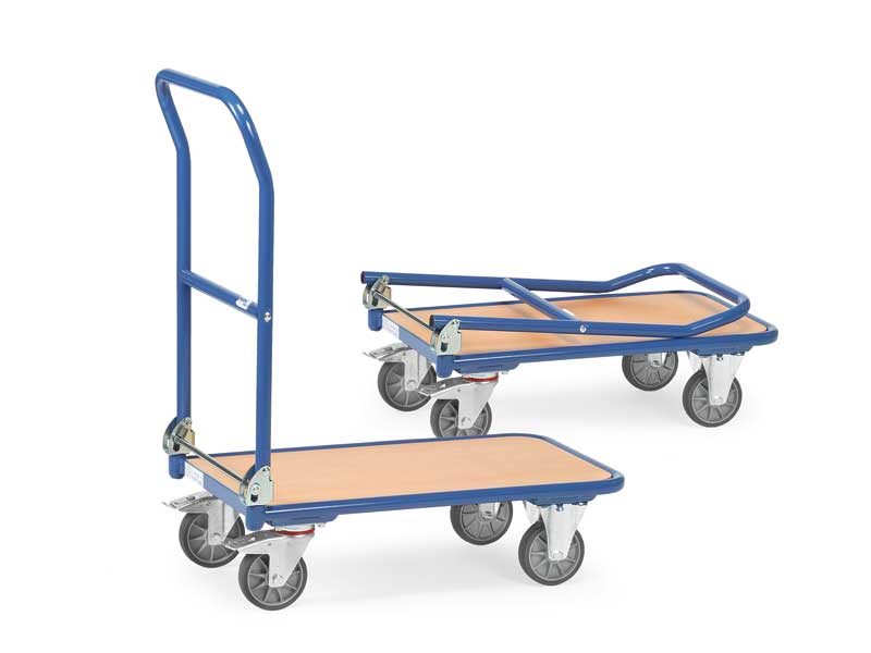 Buy Folding Trolley Cart Free Delivery
