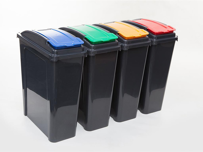 Buy Lift Lid Recycle Bins | Free Delivery